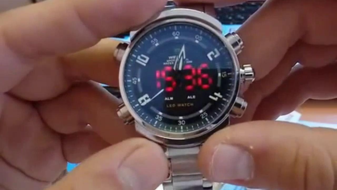 Купить часы weide в киеве ✅ низкая цена в украине ✅ большой ассортимент! ⭐ наручные часы weide ⌚ доставка в киев, харьков, днепр, одессу.