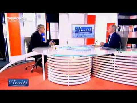 """François SCHUITEN : """"Bruxelles est une bande dessinée"""" 14/01/10"""
