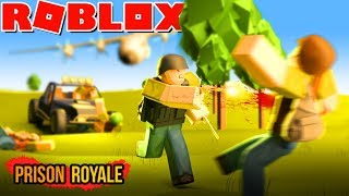 KVÄLLSTREAM ROBLOX PRISON ROYALE