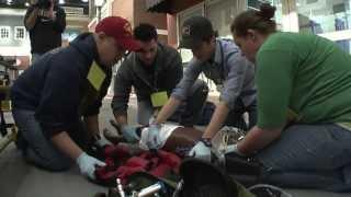 College of DuPage: EMT/ Nursing Students - Collaborative Simulation