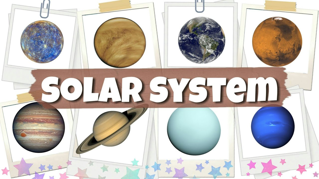 Solar System | Planet Facts for Kids