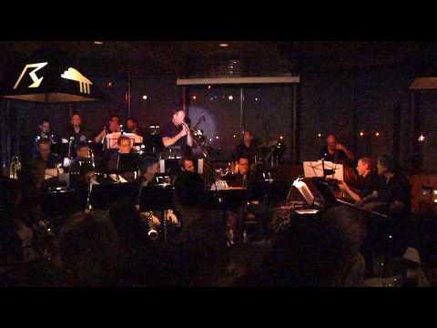 Barnburner - Les Hooper Big Band