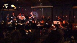 Barnburner - Les Hooper Big Band