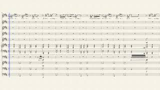 """Orchestral arrangement of the song """"forever young"""", by alphaville. sheet music made with musescore - https://musescore.com/user/13135171/scores/4672111 buy t..."""
