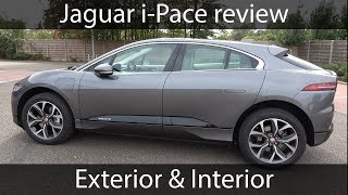 Jaguar i-Pace review (part 1): exterior & interior