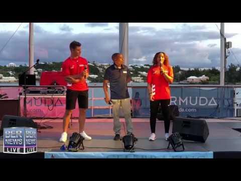 World Triathlon Bermuda Opening Ceremony, April 25 2019