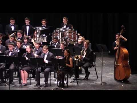 Cherry Hill East Spring Bands Concert 2017