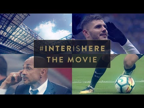 #INTERISHERE | The Movie 🎥⚫️🔵