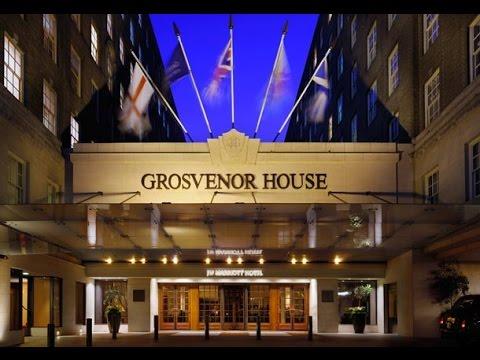Grosvenor House, A JW Marriott Hotel - London, United Kingdom
