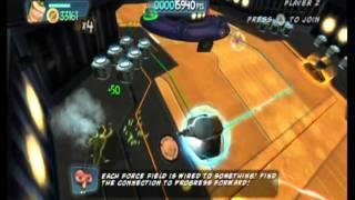Monsters vs. Aliens Movie Game Walkthrough Part 8 (Wii)