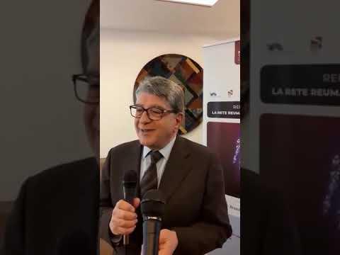 Giovanni Lapadula, Presidente del Gruppo Italiano di Studio sulla Early Arthritis (GISEA) - 1 parte