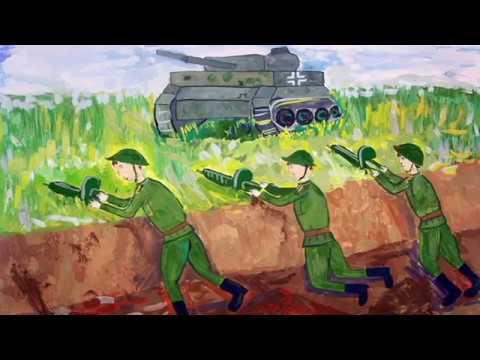 Песни моего детства: попурри советских песен о войне