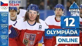 Pohádka o Káje Erbanové i Ledecká v hokejovém nároďáku | Olympiáda online