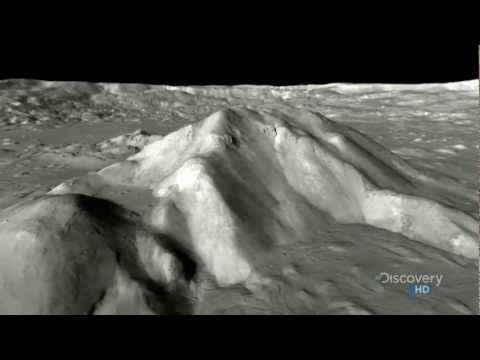Direct from the Moon: Tycho crater in 3D