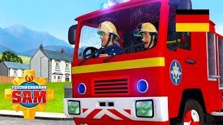 Feuerwehrmann Sam Deutsch Neue Folgen   Der Feuerschutztag - 5 volle Episoden 🚒 Kinderfilme