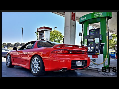 Jorge S 1993 Mitsubishi 3000gt Vr 4 2015 Tuning Coverage Part 1
