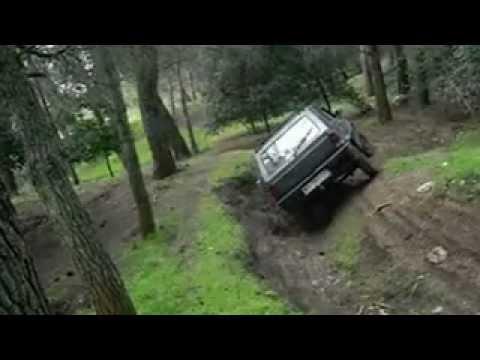 panda 4x4 extreme youtube