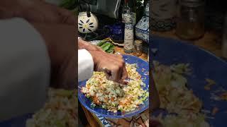 Vegan Seafood Salad