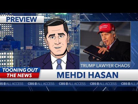 Trump's attorney freak show