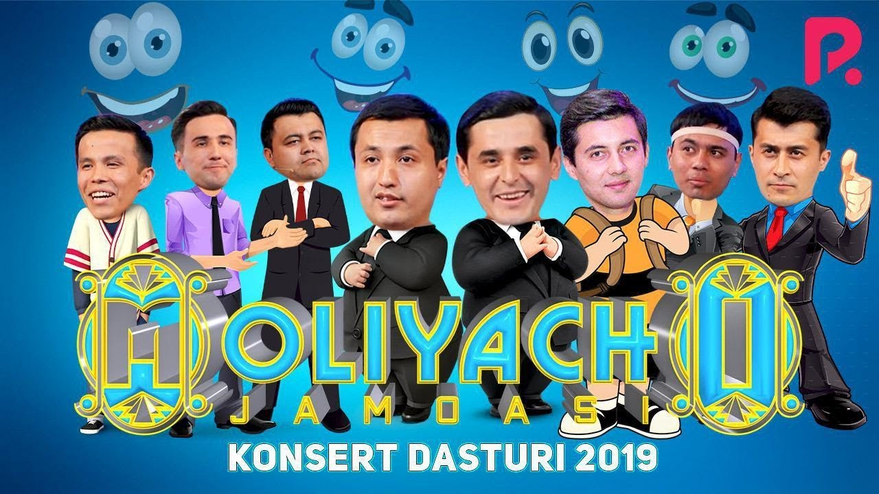 Moliyachi jamoasi 2019-yilgi konsert dasturi