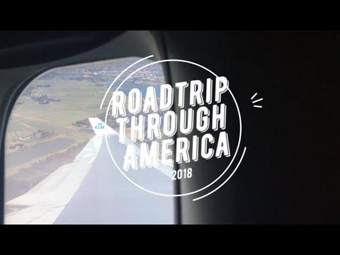 Roadtrip through America 2018