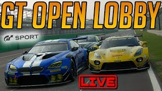 Gran Turismo Sport: Gr.3 and 4 Open Lobby Racing!