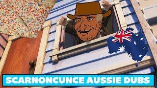 Disney Pixar's UP, but it's the Australian Dub