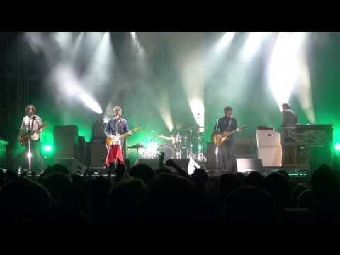 Noel Gallagher's High Flying Birds - Pure & Crafred Festival Berlin 2016
