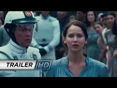 The Hunger Games trailers