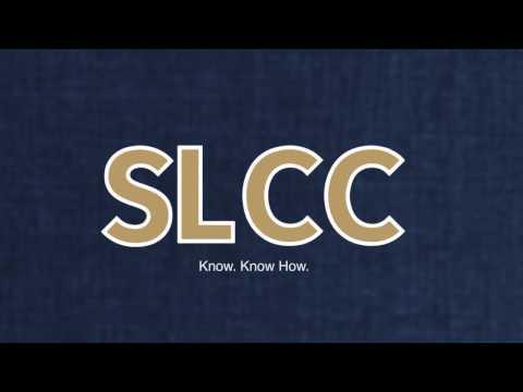 SLCC South Louisiana Community College Animate Logo