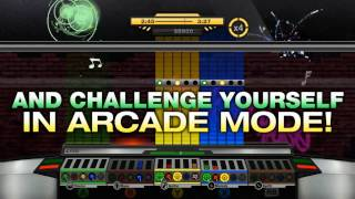 JAM Live Music Arcade - Just For Show by Atmosphere Gameplay Footage