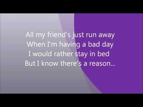 I'm Alive! Becca (lyrics)