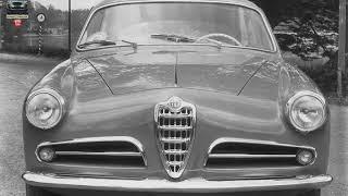 Alfa Romeo Giulietta Sprint ( 1954 )