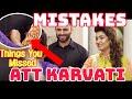 11 Mistakes In Att Karvati Song By Anmol Gagan Maan | Latest Punjabi Full Song 2018 Saga Hits