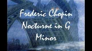 Frederic Chopin - Nocturne in G Minor - Op. 37 No. 1