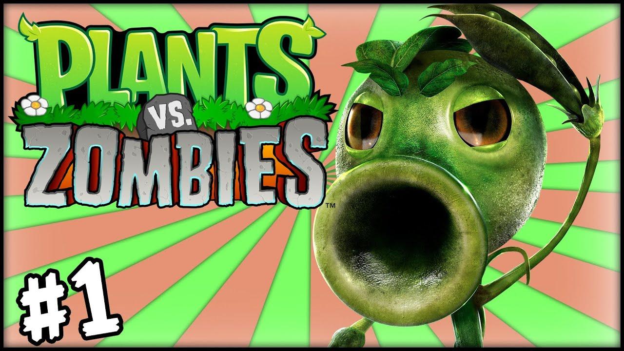 Plants Vs. Zombies - GARDEN WARFARE - Part 1 (PC) - YouTube