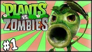 Plants Vs. Zombies - GARDEN WARFARE - Part 1 (PC)