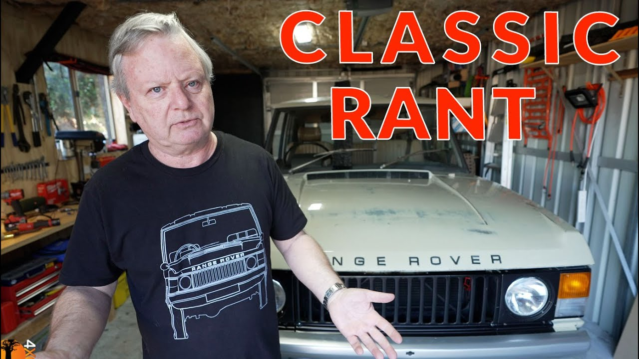 RANGE ROVER WRAP-UP RANT. part-14 of the Range Rover Crossing of Australia | 4xOverland