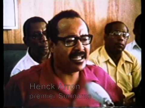 Suriname 1973-1982 Deel 1