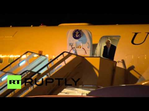 Serbia: Kerry arrives in Belgrade ahead of OSCE Ministerial Council meeting