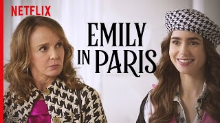 Emily Is Ridiculously American | Emily In Paris | Netflix