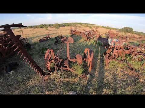 Super Old Farm Equipment