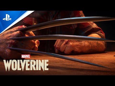Marvel's Wolverine - Tráiler REVEAL para PS5 | 4K | PlayStation Showcase 2021