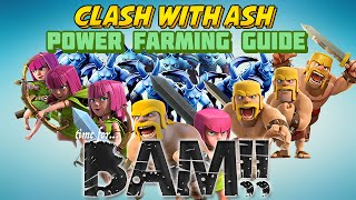 Clash Of Clans | BAM Farming Strategy | Barch + Minion FAST AND CHEAP!