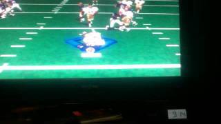 NFL Gameday 2000 Bills vs 49ners