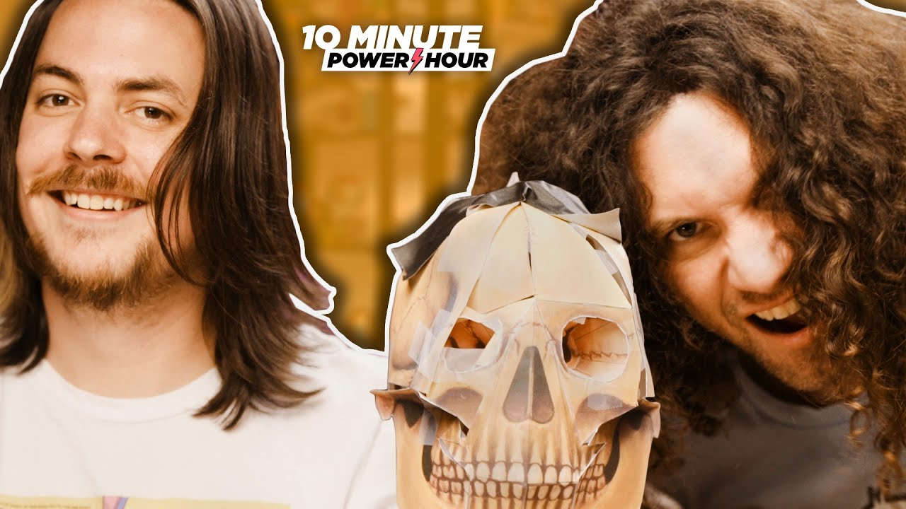 Turning Paper into Things – 10 Minute Power Hour