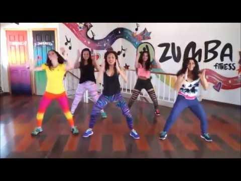 Sígueme y te sigo - Daddy Yankee / Coreografía Zumba