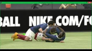 France vs Poland PES 2015