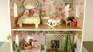 Altered Sacrafters Twin Dollhouse