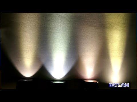 Светодиод фонарика: замена, оттенок, нюансы и т.д.